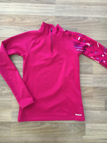 3/4 Zip Pullover Sweater (Girls Size 10-12)