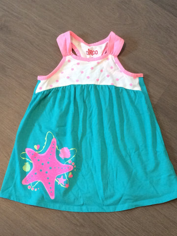 "Comfy ""Starfish"" Tank Top (Girls Size 4)"