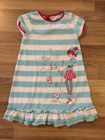 """So Chic"" Nightgown (Girls Size 5T)"