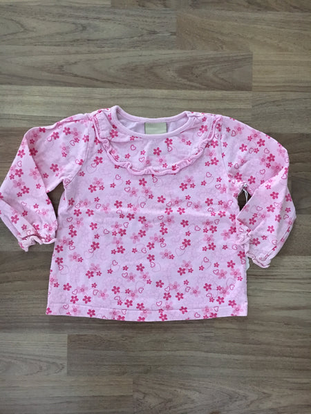 Long Sleeve Top (Girls Size 18-24M)
