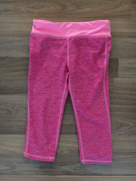 Yoga Capri Pants (Girls Size 5-6T)