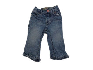 Jeans (Girls Size 12M)
