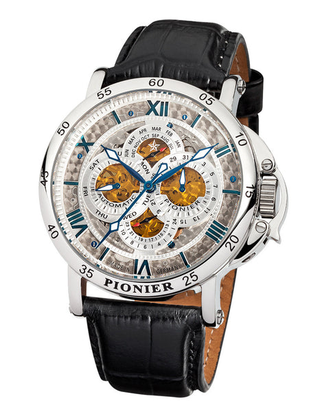 Made in Germany 'Dublin' Automatic Pionier GM-508-1