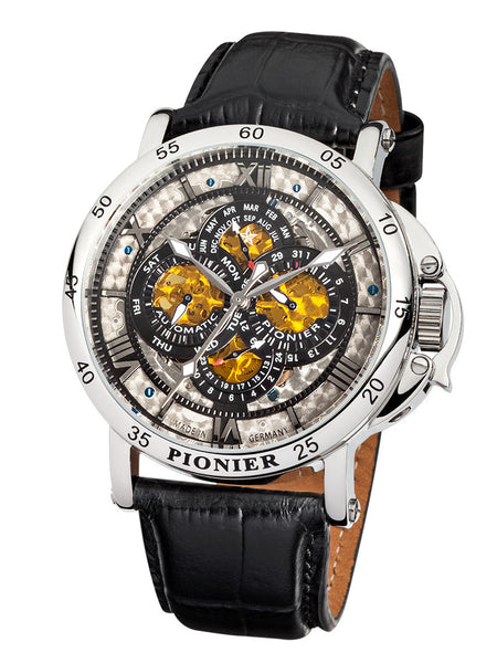 Made in Germany 'Dublin' Automatic Pionier GM-508-2