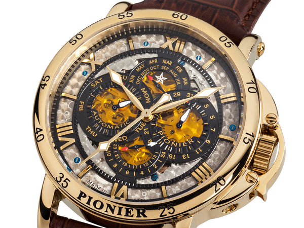 Made in Germany 'Dublin' Automatic Pionier GM-508-3
