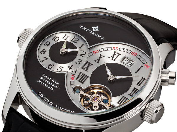 Dual-Time Automatic 'Paris' Theorema Germany
