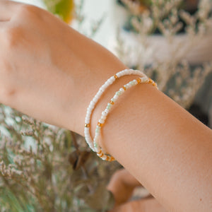 Fig Stackable Bracelets