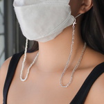 Load image into Gallery viewer, Elise Mask Necklace