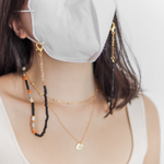 Load image into Gallery viewer, Margarette Mask Necklace