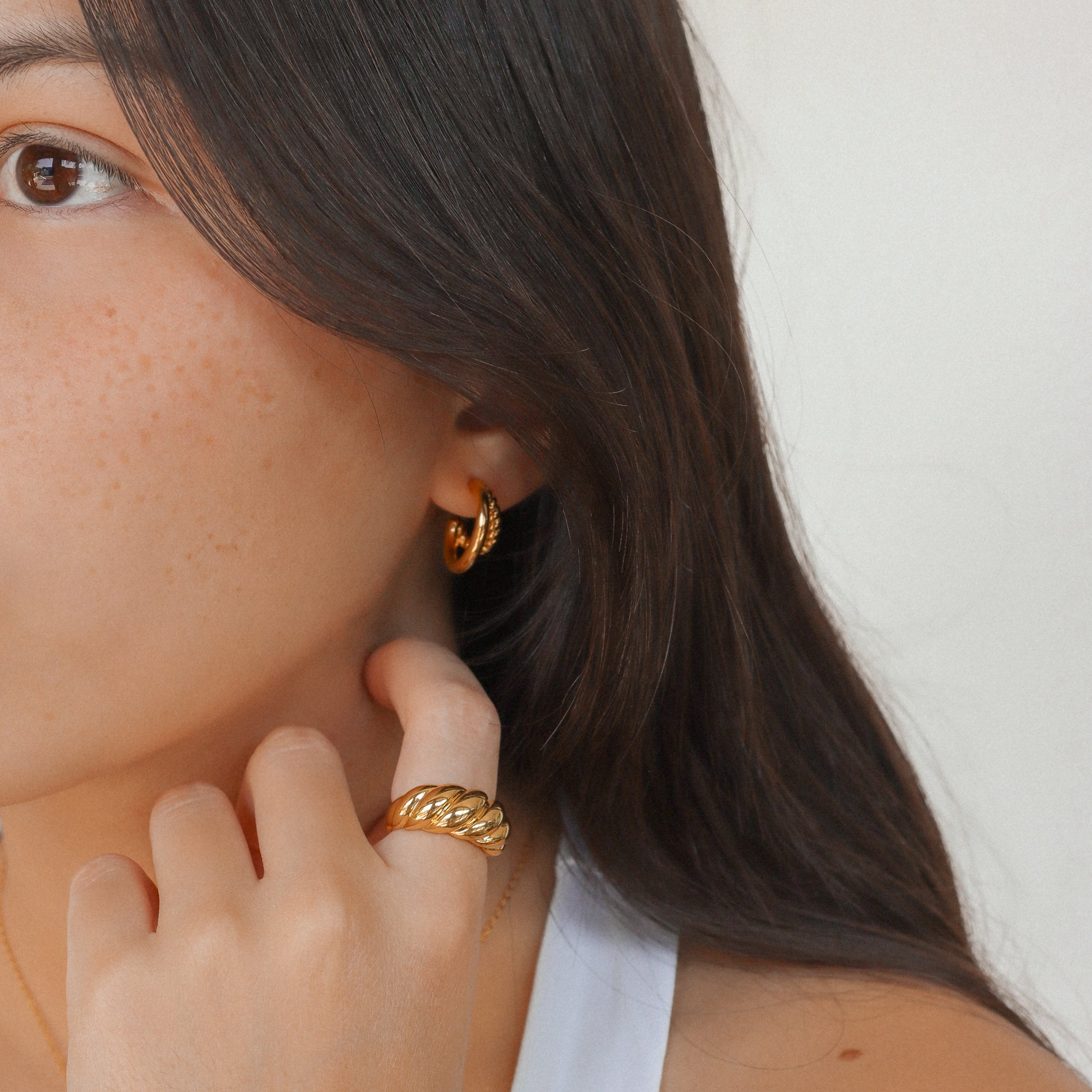 Dua Earrings