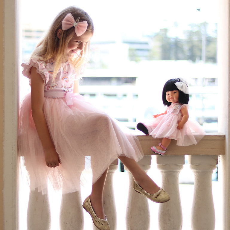 The ULTIMATE styling item for your daughter's wardrobe 🦄