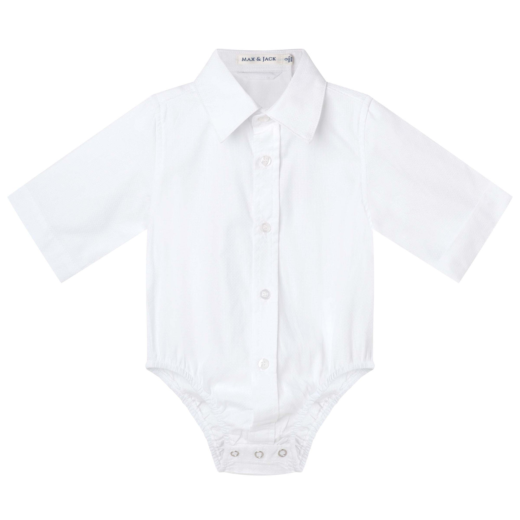 Buy Jackson Formal Romper/S - White - Designer Kidz | Special Occasions, Party Wear & Weddings  | Sizes 000-16 | Little Girls Party Dresses, Tutu Dresses, Flower Girl Dresses | Pay with Afterpay | Free AU Delivery Over $80