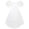 Buy Camille Lace Dress - Designer Kidz | Special Occasions, Party Wear & Weddings  | Sizes 000-16 | Little Girls Party Dresses, Tutu Dresses, Flower Girl Dresses | Pay with Afterpay | Free AU Delivery Over $80