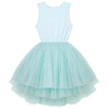 Buy Ice Princess S/S Tutu Dress - Aqua - Designer Kidz | Special Occasions, Party Wear & Weddings  | Sizes 000-16 | Little Girls Party Dresses, Tutu Dresses, Flower Girl Dresses | Pay with Afterpay | Free AU Delivery Over $80