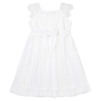 Buy Angie Lace Bodice Dress - Designer Kidz | Special Occasions, Party Wear & Weddings  | Sizes 000-16 | Little Girls Party Dresses, Tutu Dresses, Flower Girl Dresses | Pay with Afterpay | Free AU Delivery Over $80
