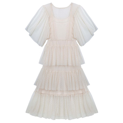 Buy Tasha Womens Tiered Mesh Dress - Designer Kidz | Special Occasions, Party Wear & Weddings  | Sizes 000-16 | Little Girls Party Dresses, Tutu Dresses, Flower Girl Dresses | Pay with Afterpay | Free AU Delivery Over $80