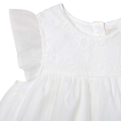 Buy Connie Christening Dress & Cardigan Set - Designer Kidz | Special Occasions, Party Wear & Weddings  | Sizes 000-16 | Little Girls Party Dresses, Tutu Dresses, Flower Girl Dresses | Pay with Afterpay | Free AU Delivery Over $80