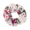 Buy Pearl Floral Scrunchie - Pink - Designer Kidz | Special Occasions, Party Wear & Weddings  | Sizes 000-16 | Little Girls Party Dresses, Tutu Dresses, Flower Girl Dresses | Pay with Afterpay | Free AU Delivery Over $80
