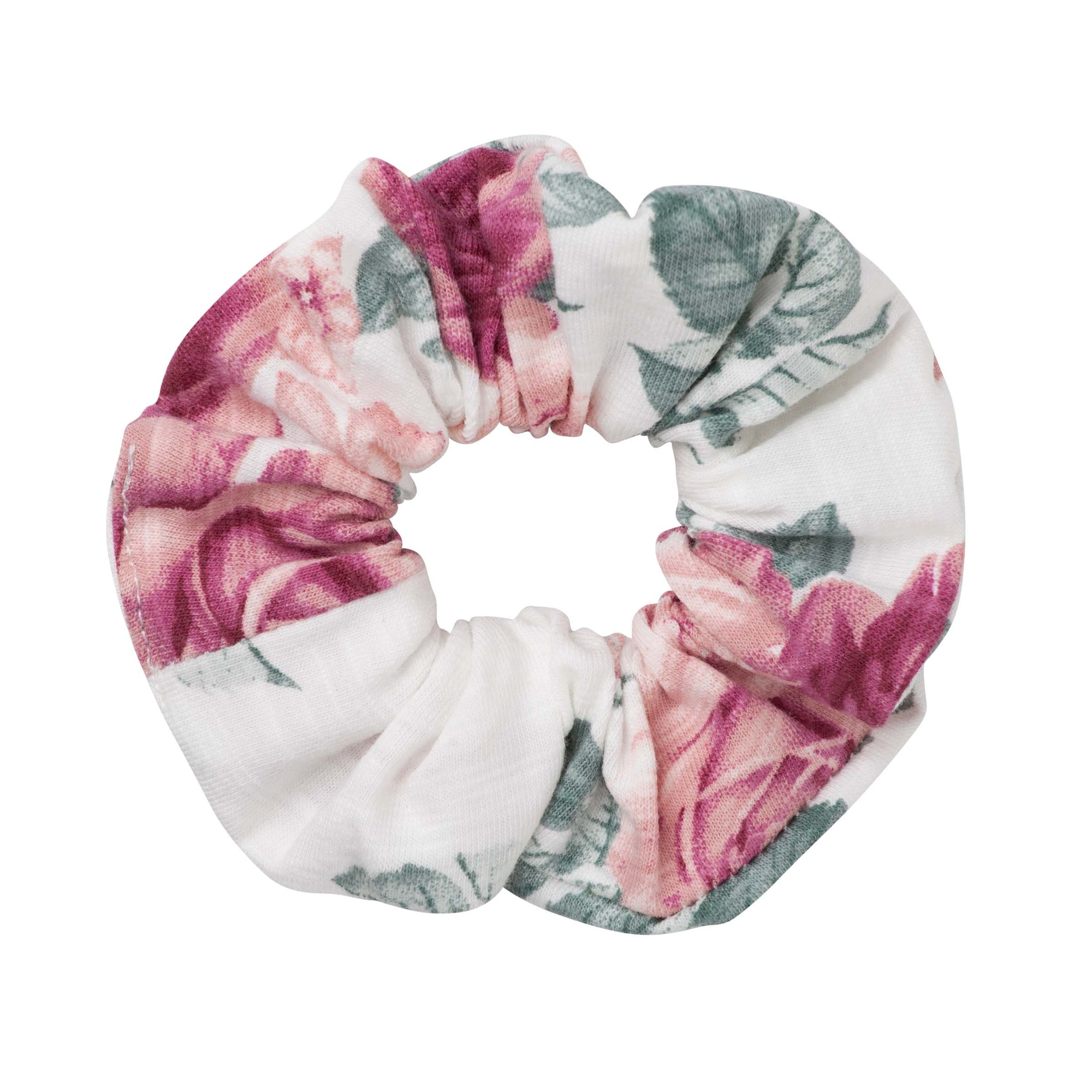 Buy Audrey Floral Scrunchie - Tea Rose - Designer Kidz | Special Occasions, Party Wear & Weddings  | Sizes 000-16 | Little Girls Party Dresses, Tutu Dresses, Flower Girl Dresses | Pay with Afterpay | Free AU Delivery Over $80