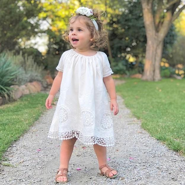 Buy Della Lace Baby Dress - Designer Kidz | Special Occasions, Party Wear & Weddings  | Sizes 000-16 | Little Girls Party Dresses, Tutu Dresses, Flower Girl Dresses | Pay with Afterpay | Free AU Delivery Over $80