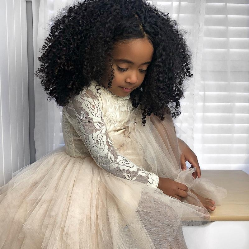 Buy Ella Lace Tutu Dress/L - Beige - Designer Kidz | Special Occasions, Party Wear & Weddings  | Sizes 000-16 | Little Girls Party Dresses, Tutu Dresses, Flower Girl Dresses | Pay with Afterpay | Free AU Delivery Over $80