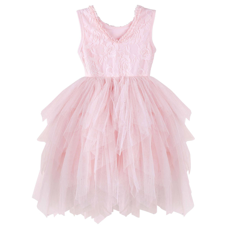 Buy Ella Lace Tutu Dress/S - Pink - Designer Kidz | Special Occasions, Party Wear & Weddings  | Sizes 000-16 | Little Girls Party Dresses, Tutu Dresses, Flower Girl Dresses | Pay with Afterpay | Free AU Delivery Over $80