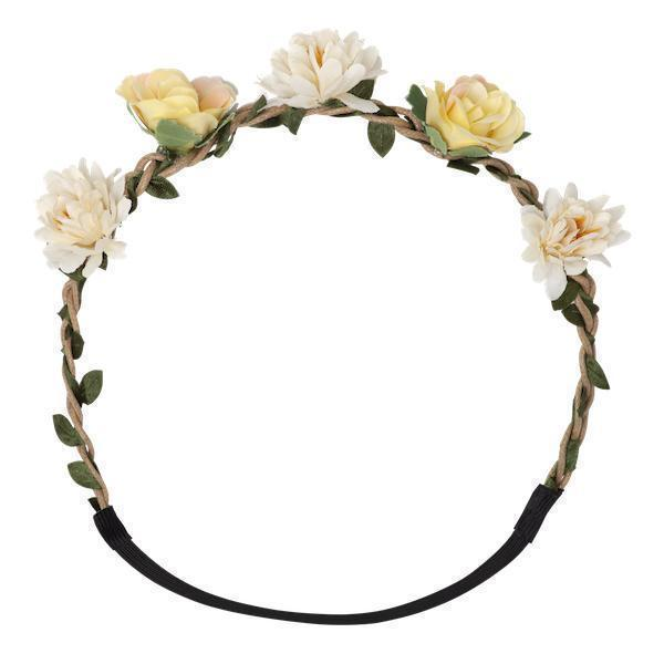 Buy Hayley Flower Headband - Designer Kidz | Special Occasions, Party Wear & Weddings  | Sizes 000-16 | Little Girls Party Dresses, Tutu Dresses, Flower Girl Dresses | Pay with Afterpay | Free AU Delivery Over $80