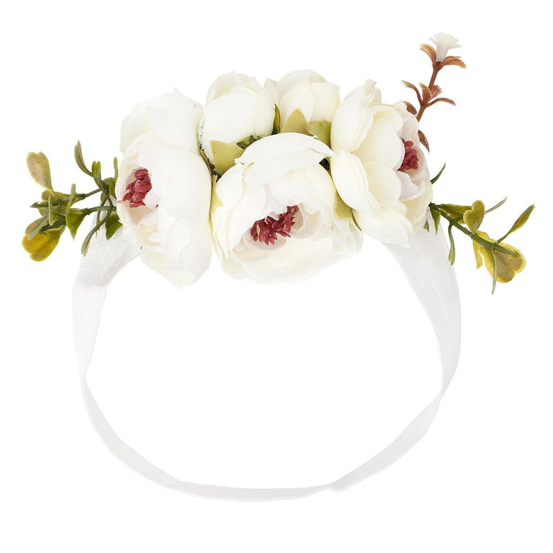 Buy Posy Floral Headband - Designer Kidz | Special Occasions, Party Wear & Weddings  | Sizes 000-16 | Little Girls Party Dresses, Tutu Dresses, Flower Girl Dresses | Pay with Afterpay | Free AU Delivery Over $80
