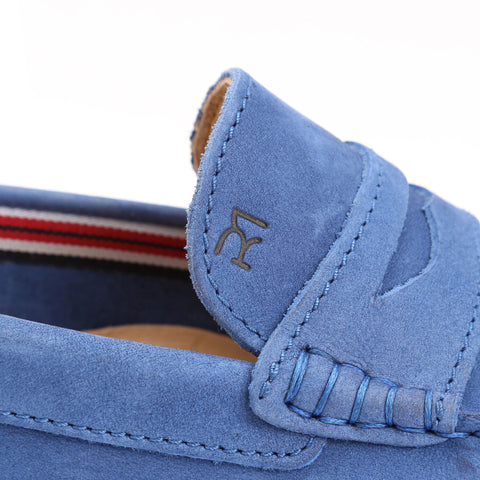 Royal Blue Nubuck