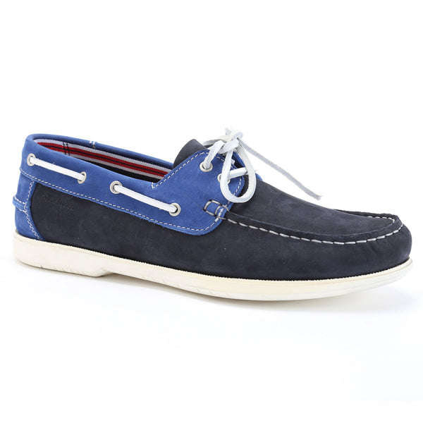 Navy Nubuck/Royal Blue Nubuck