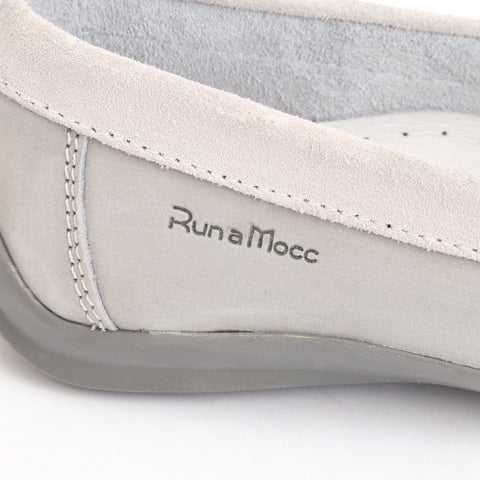 Light Grey Nubuck/Pale Grey Suede
