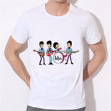 The Beatles cartoon T-Shirts