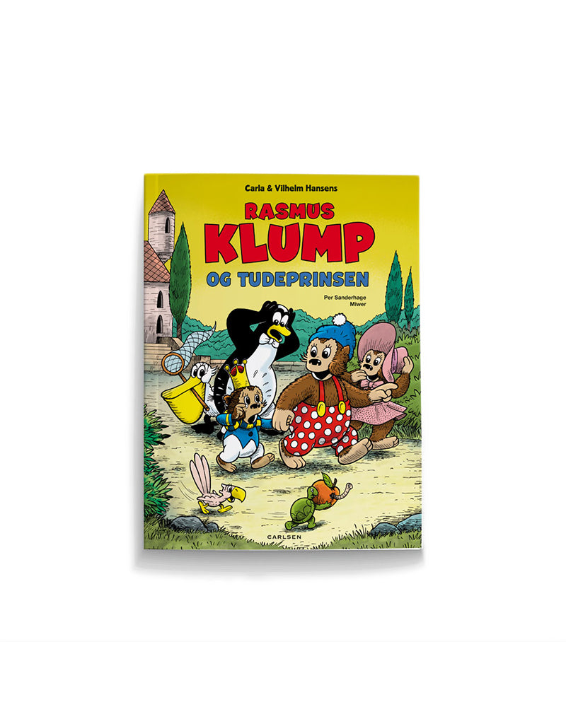 Rasmus Klump og tudeprinsen - Rasmus Klump Shop