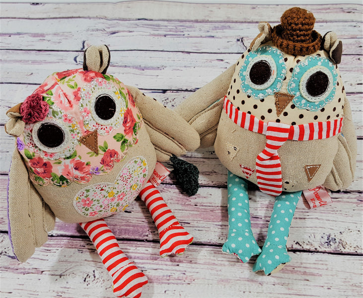 Competition - Win Mr and Mrs Owl