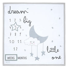 Load image into Gallery viewer, Baby Milestones Luxury Blanket Set