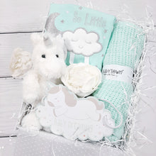 Load image into Gallery viewer, Baby Girl Unicorn Gift Hamper