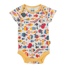 Load image into Gallery viewer, Organic baby bodysuit