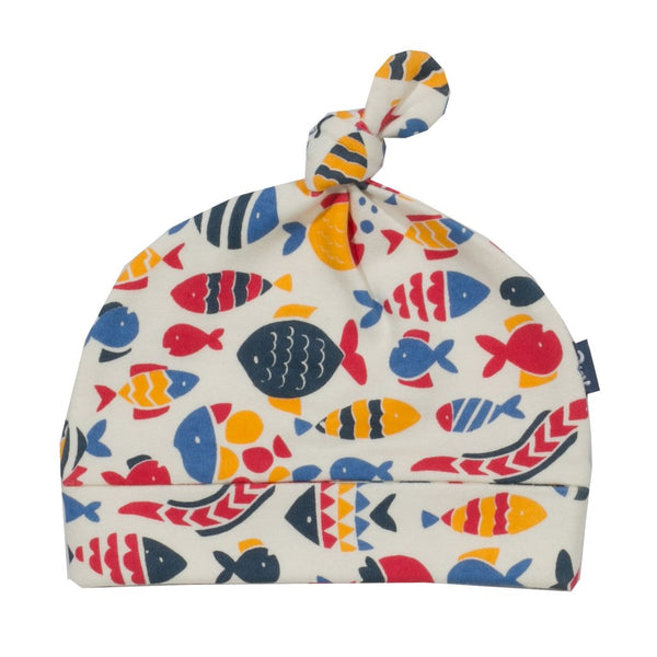 Fishy Print Organic Gift Set