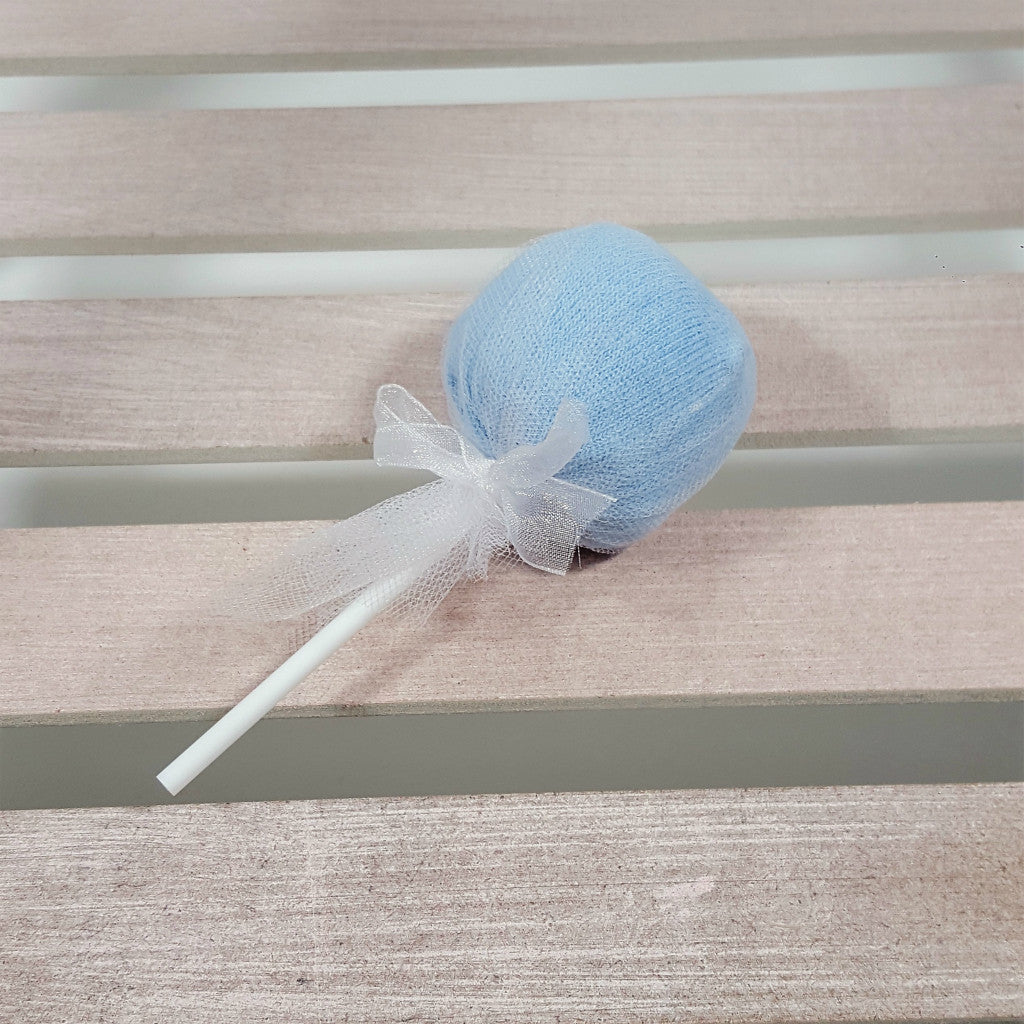 Baby Sock Lollipop