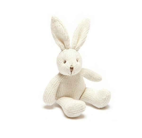 Organic cotton bunny