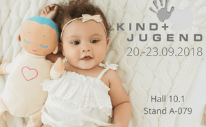 Lulla Doll at Kind & Jugend in Germany