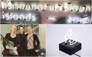 Icelandic Design Award - Nomination