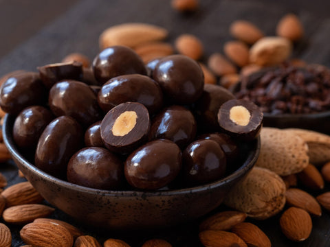 Almonds - Dark Chocolate
