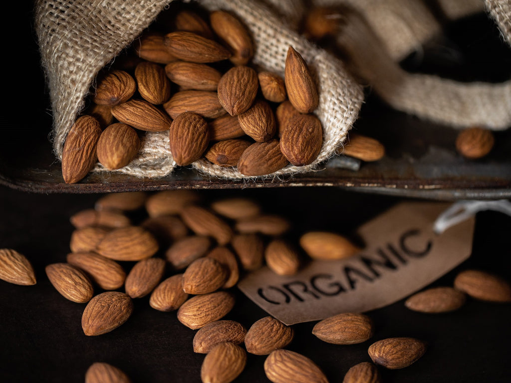 Organic Australian Raw Almonds