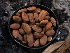 Smoked Australian Almonds