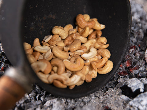 Cashews - Unsalted Dry Roast