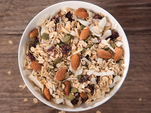 Humpercrunch Muesli - Cranberry Crunch