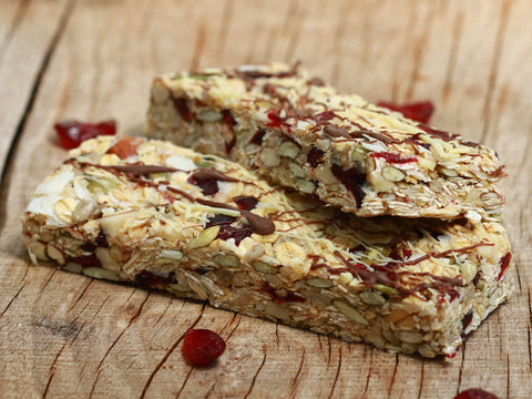 Muesli Bars - Cranberry Crunch