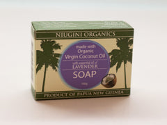 Coconut Oil Soap - Lavender