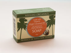 Coconut Oil Soap - Patchouli